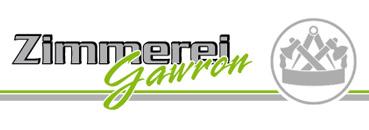 Zimmerei Daniel Gawron GmbH & Co.KG