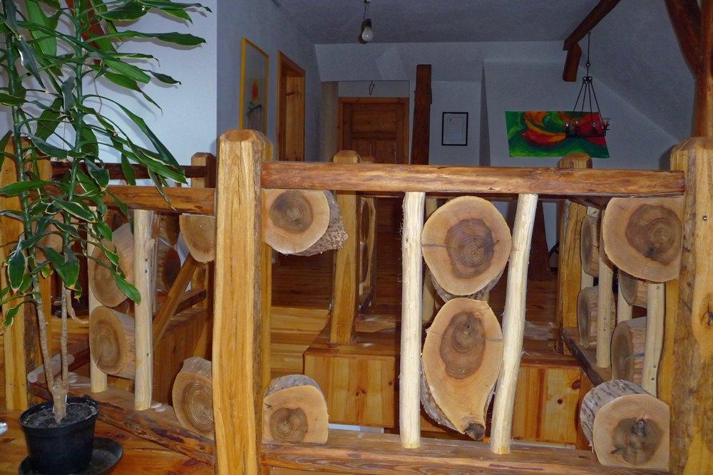 Nachträglich integrierte Stuhlwände