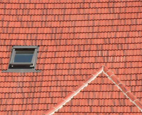 Dachfenster im Steildach