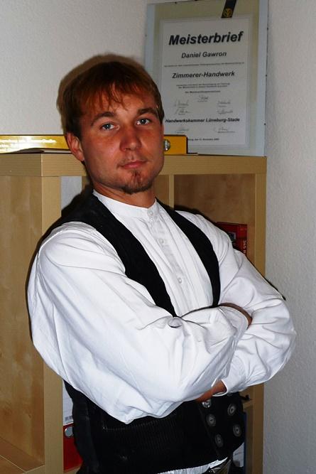 Inhaber Daniel Gawron